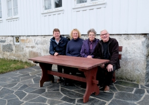 Nils Børge og Eli Vigre, Signe og Beint Håkon