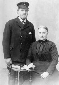 Nils og Anne Håversen