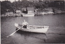 Sjøbod - 1955