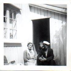 76/69 Olga Berntsen og Tønnes Bredesen