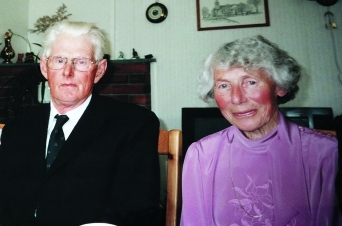 Asbjørn og Magnhild Jørgensen