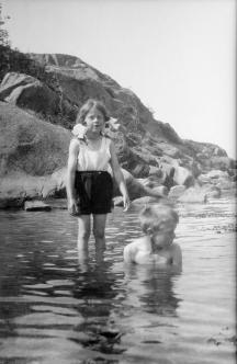 Ca 1932, Hildur Sofie Jørgensen og Roald Thomassen, 76/48