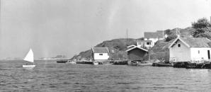 Hus 8 og skibbuer