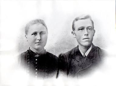 Ida Olivia og Knud Govertsen