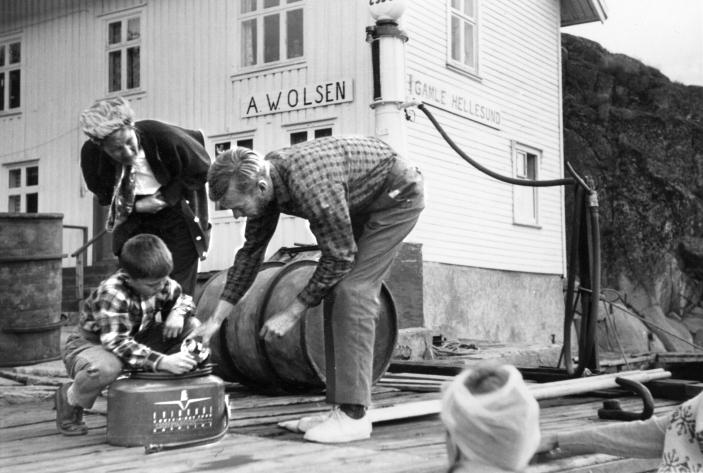 Olsens brygge